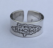 Rhodos-Ring-Silver-Sterling