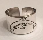 Kreta Delfin Ring