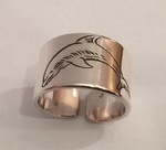 Kreta Delfin Ring