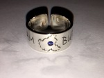 Hamburg Silber Ring